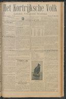 Het Kortrijksche Volk 1913-07-13