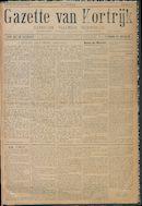 Gazette van Kortrijk 1916-01-30