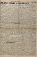 Kortrijksch Handelsblad 13 september 1946 Nr74