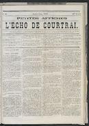 L'echo De Courtrai 1873-06-05