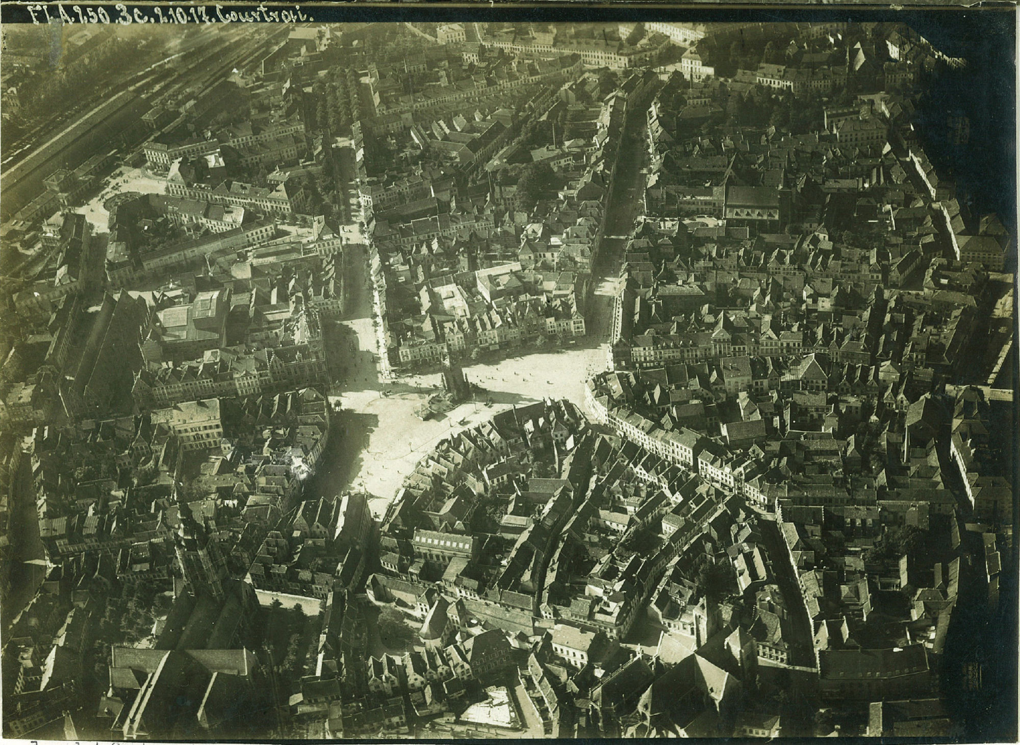 Luchtfoto 1917