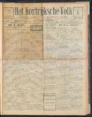 Het Kortrijksche Volk 1925-04-05 p1