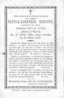 Petrus-Eduardus Dewitte