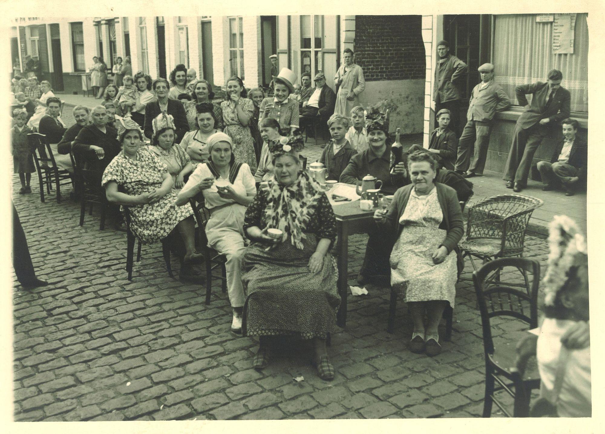 Wijkkermis Sint-Antoniusstraat