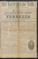 Het Kortrijksche Volk 1914-04-12