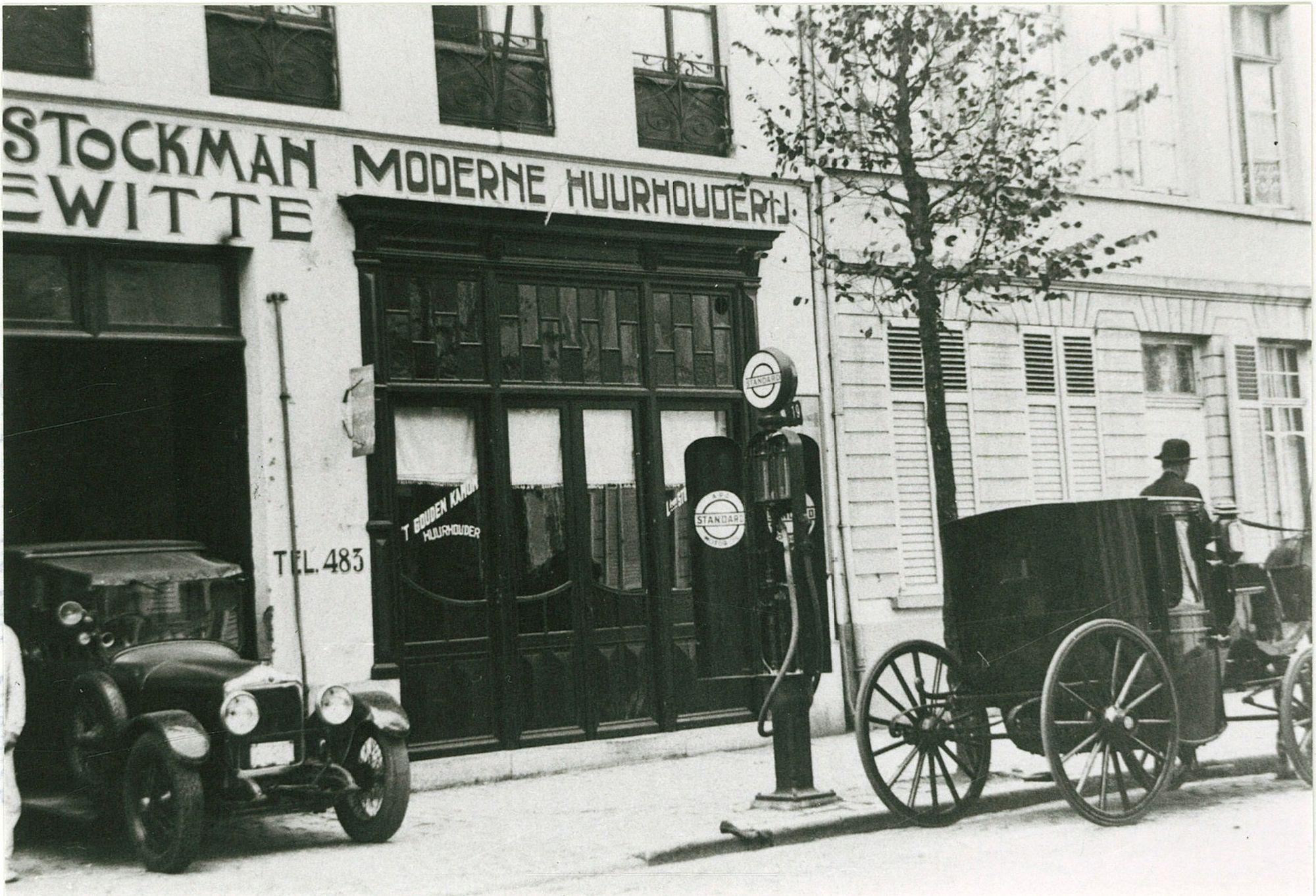 Huurhouderij Stockman-Dewitte 1927
