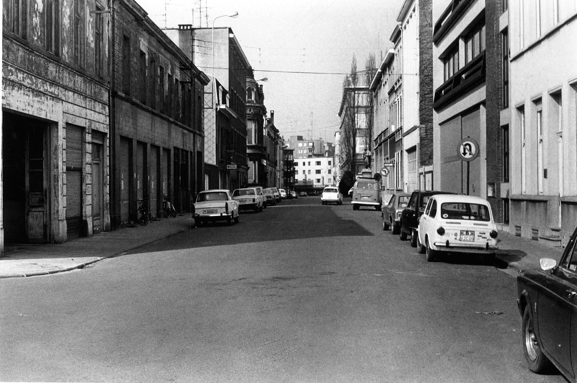 Sint-Jorisstraat 1970