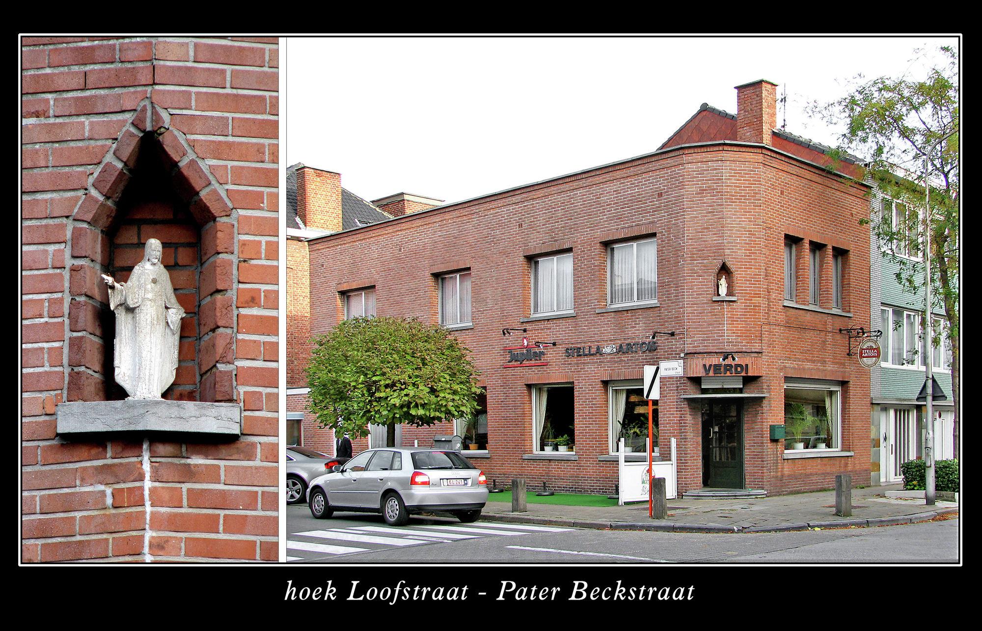 Muurkapel Loofstraat