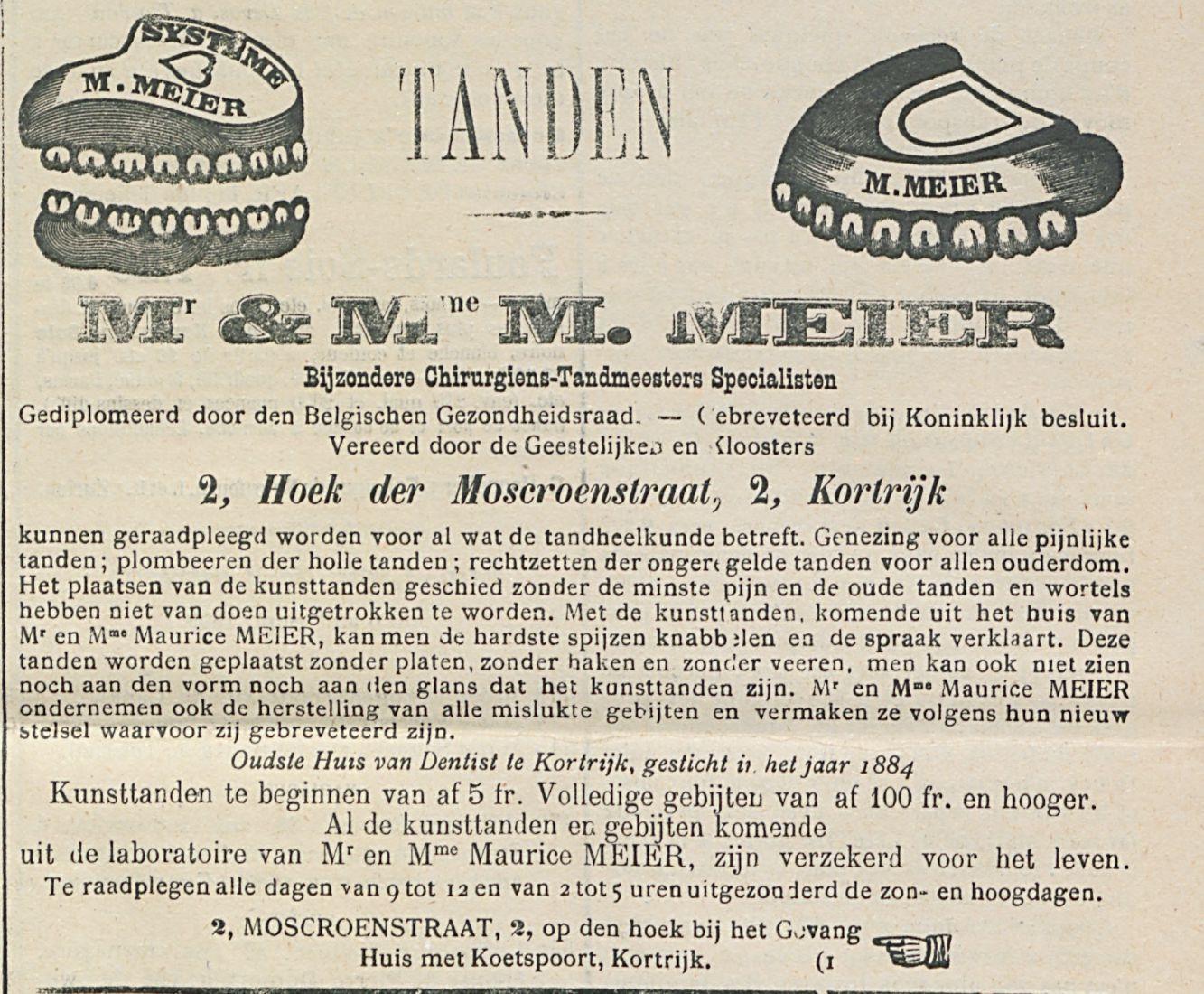 M & M M.MEIER