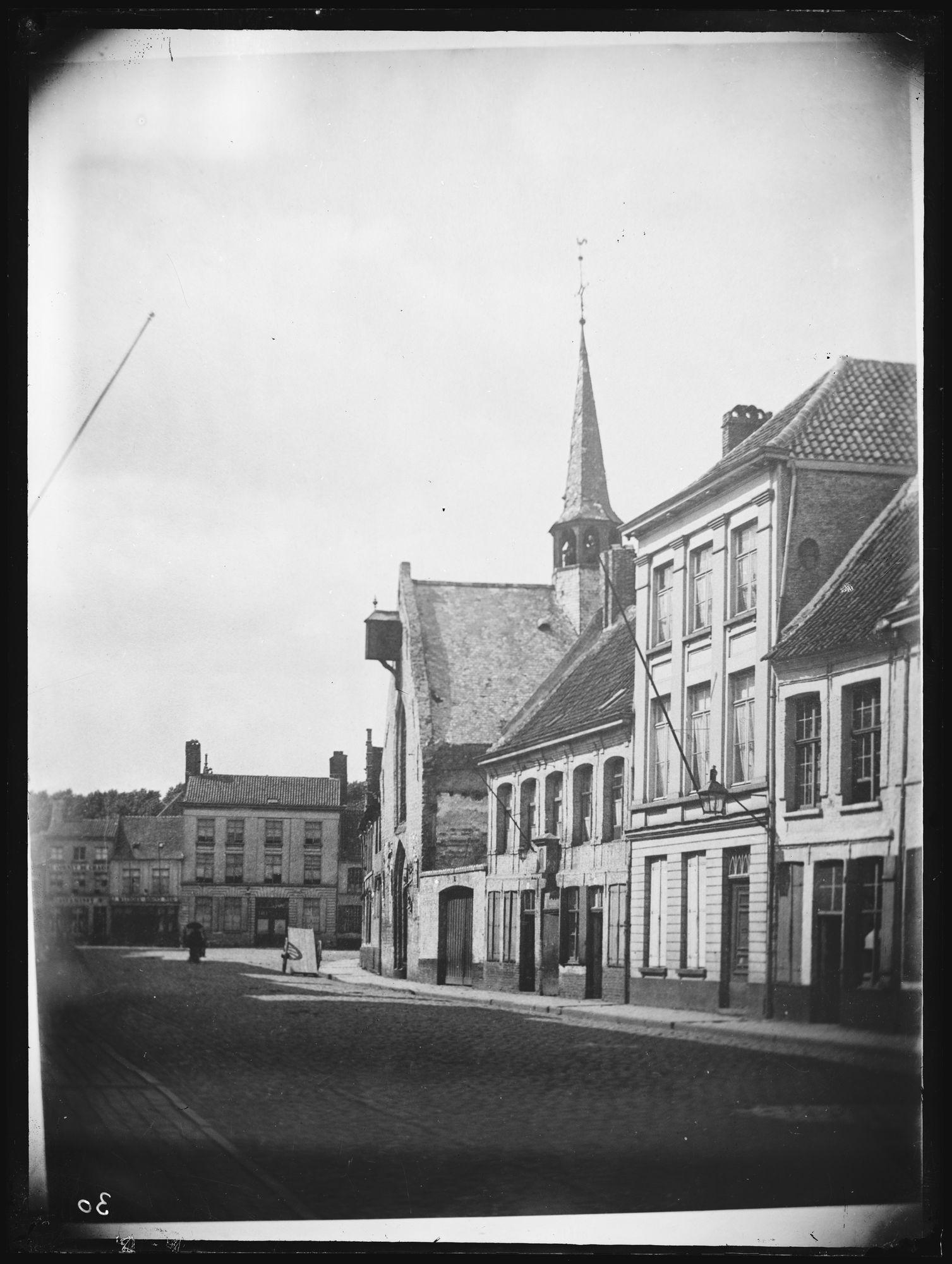 Sint-Elooiskapel voor 1882