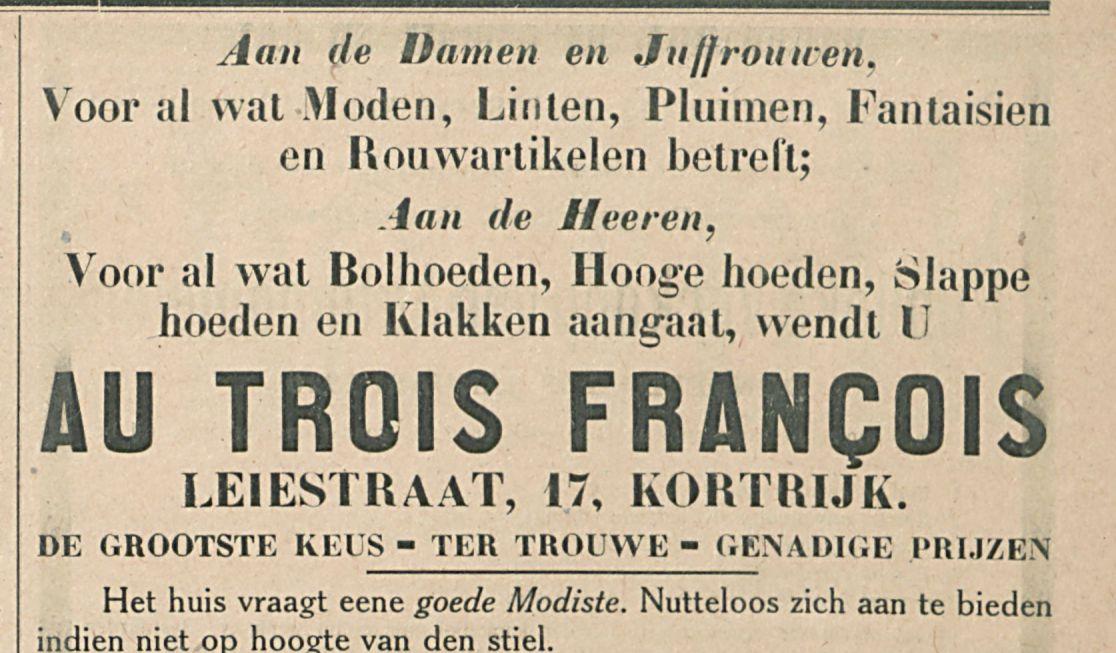 AU TROIS FRANCOIS-1