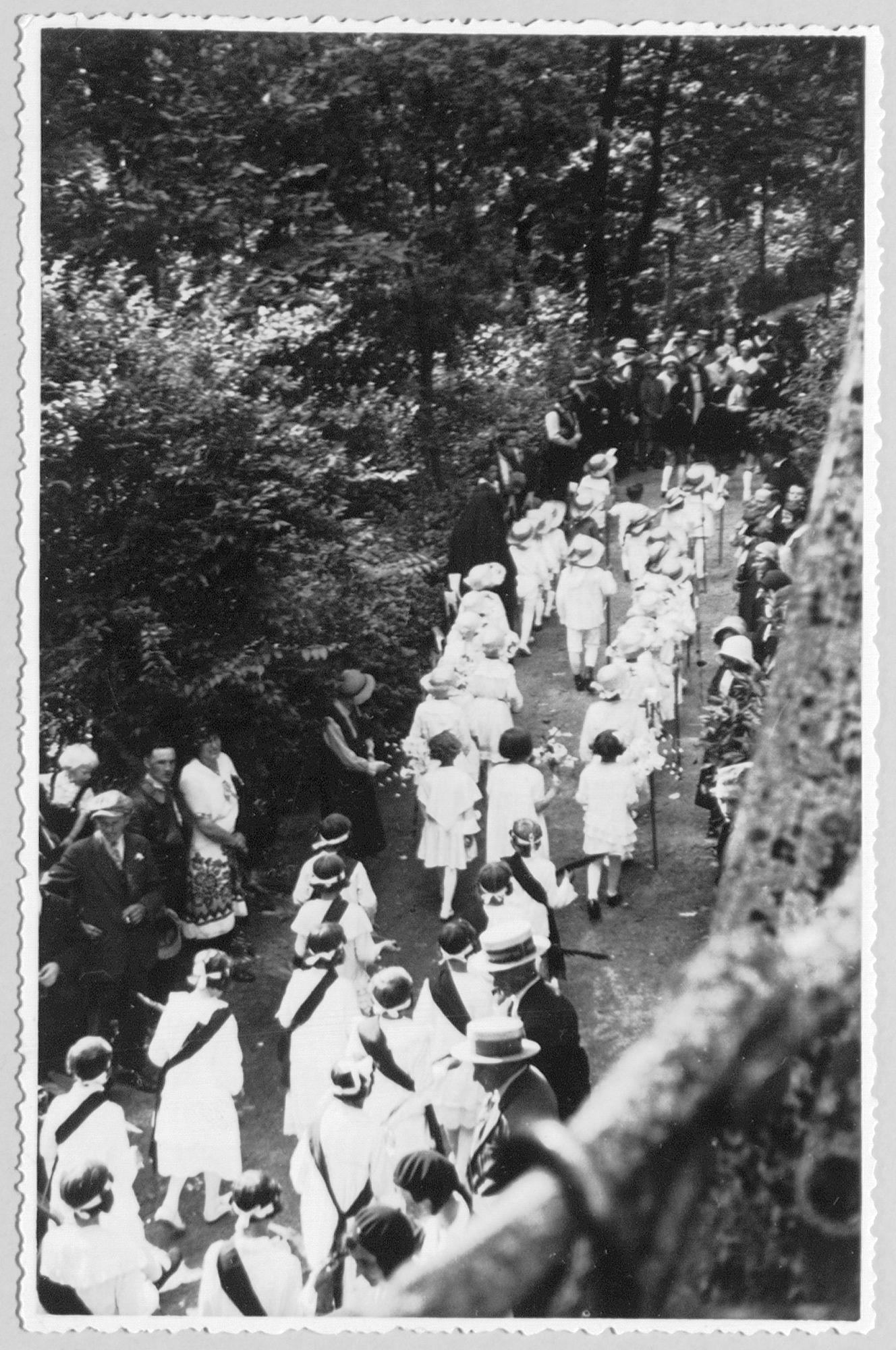 Westflandrica - Processie in Tiegem