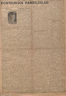Kortrijksch Handelsblad 17 maart 1945, Nr22