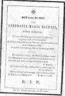 Stephania Maria Malfait