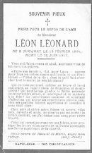 Léon Léonard