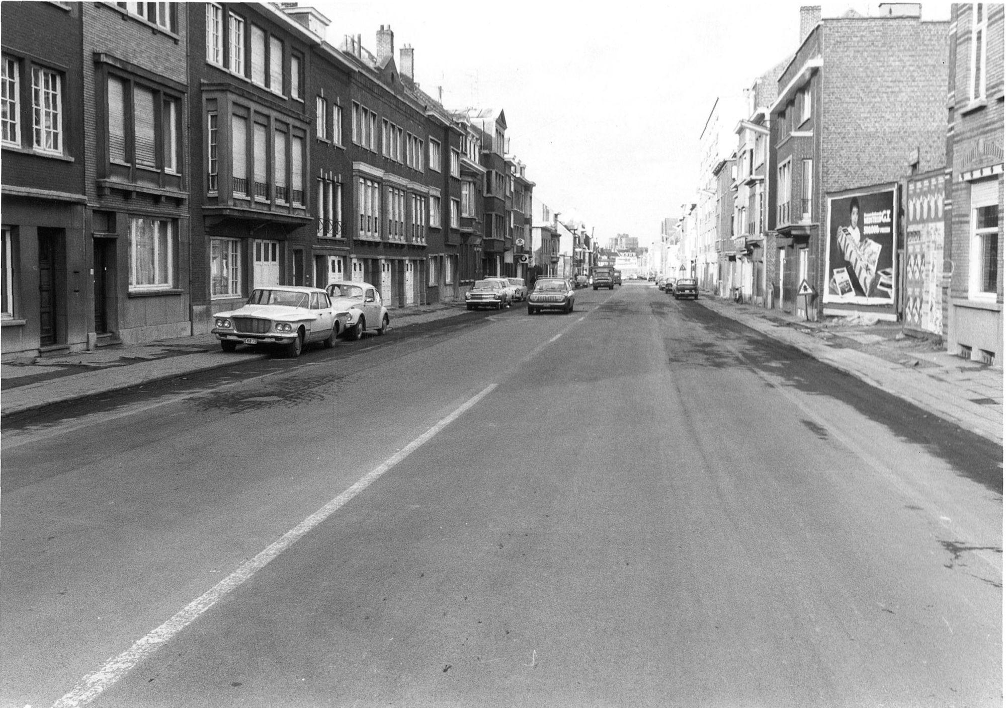 Aalbeeksesteenweg 1970