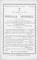 Rosalia Windels