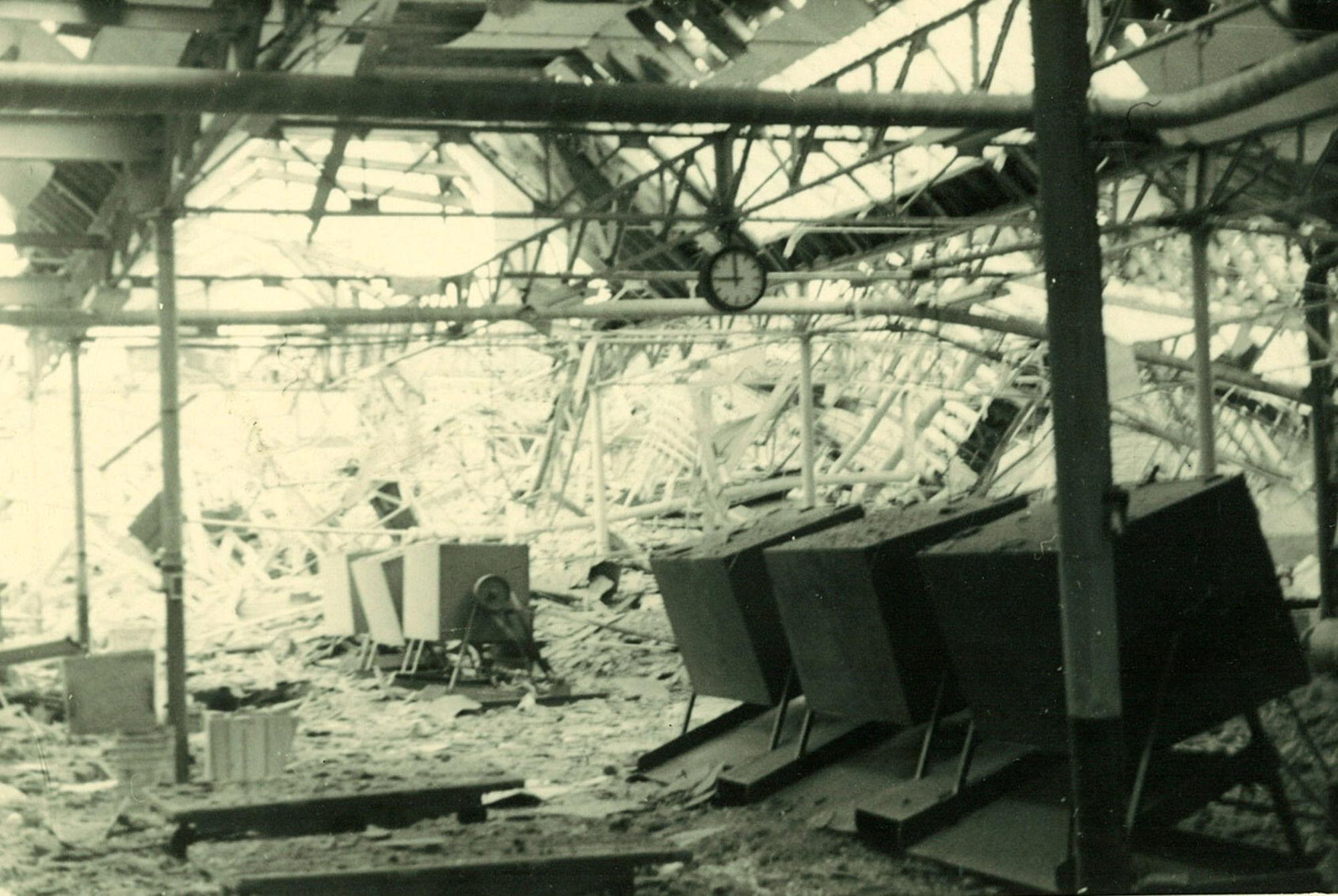 Firma de Coene in 1944