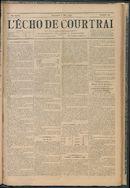 L'echo De Courtrai 1894-05-06
