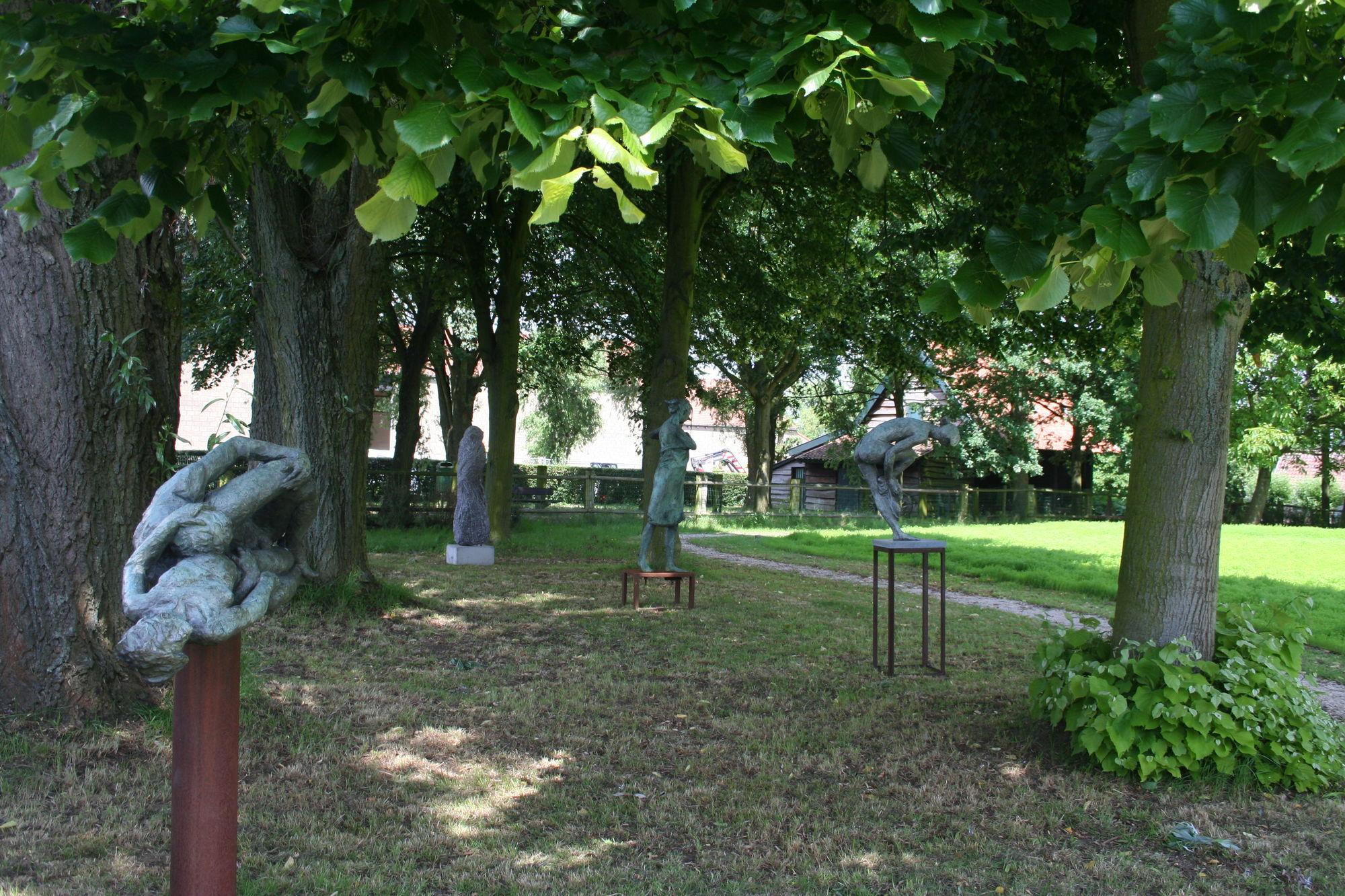Buitenzicht Vlasmuseum
