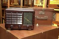 Radiomuseum in het Muziekcentrum