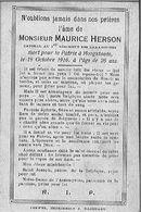Maurice Herson