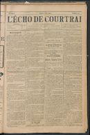 L'echo De Courtrai 1897-06-10