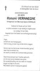 Honoré Verhaeghe