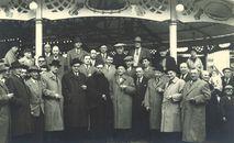 Opening van de Paasfoor 1955