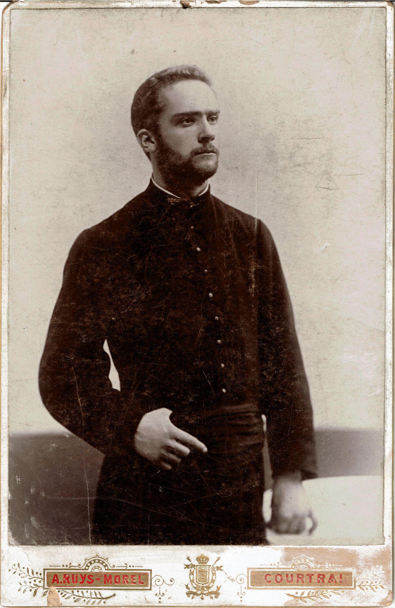 Pater Henri Beck 1874 / 1897