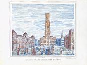 Westflandrica - Brugge, Grote Markt