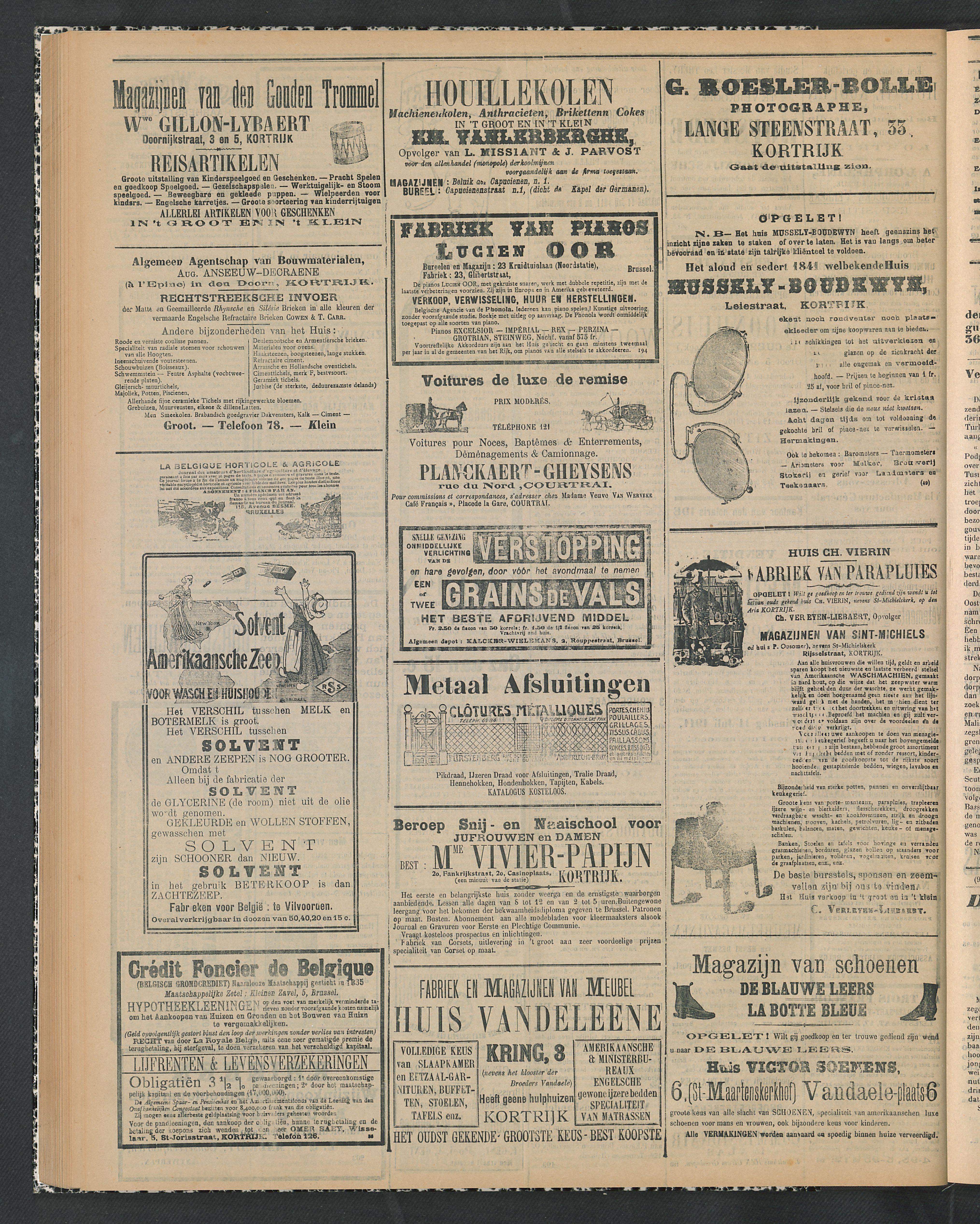 Gazette Van Kortrijk 1911-07-13 p4