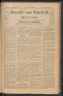 Gazette Van Kortrijk 1895-03-21