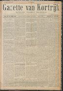 Gazette van Kortrijk 1916-06-03
