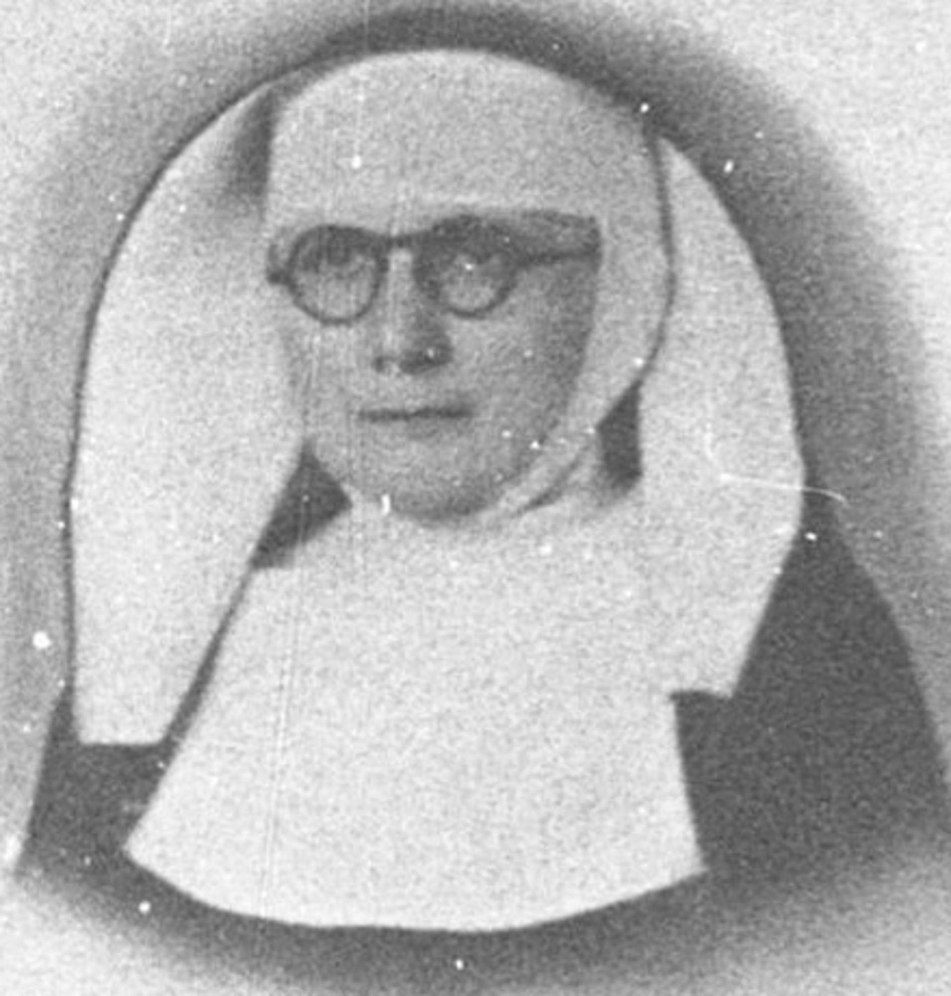 Zuster van Liefde in de Rekolettenstraat
