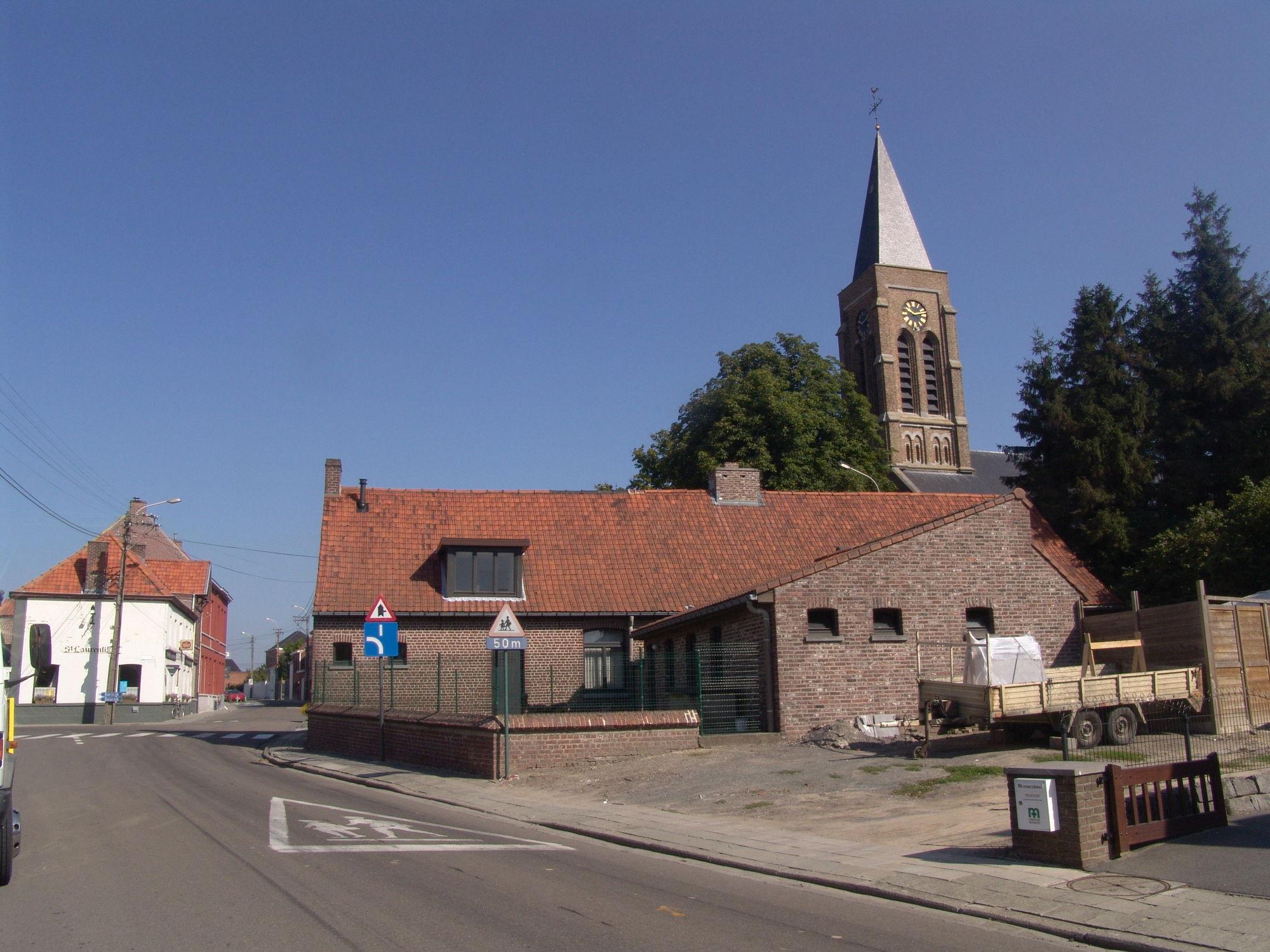 Kooigem St.- Laurentiuskerk
