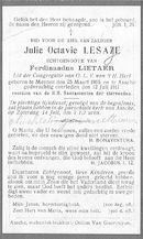 Julie-Octavie Lesage