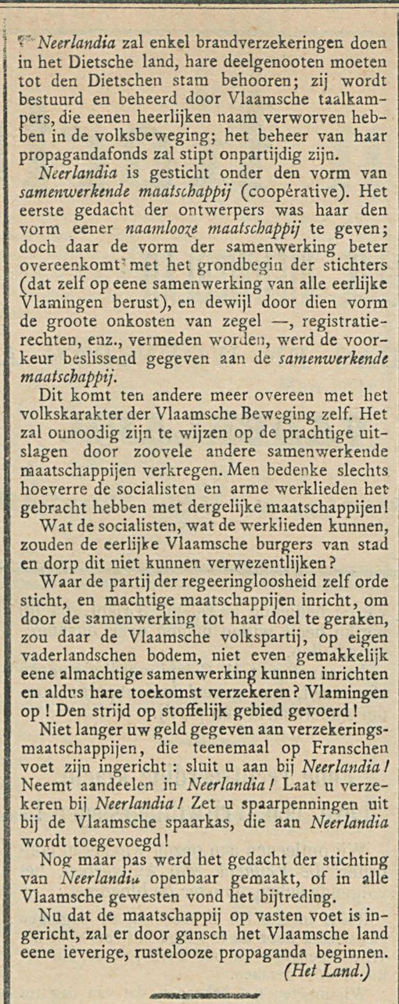 Vlaamsche Beweging-2