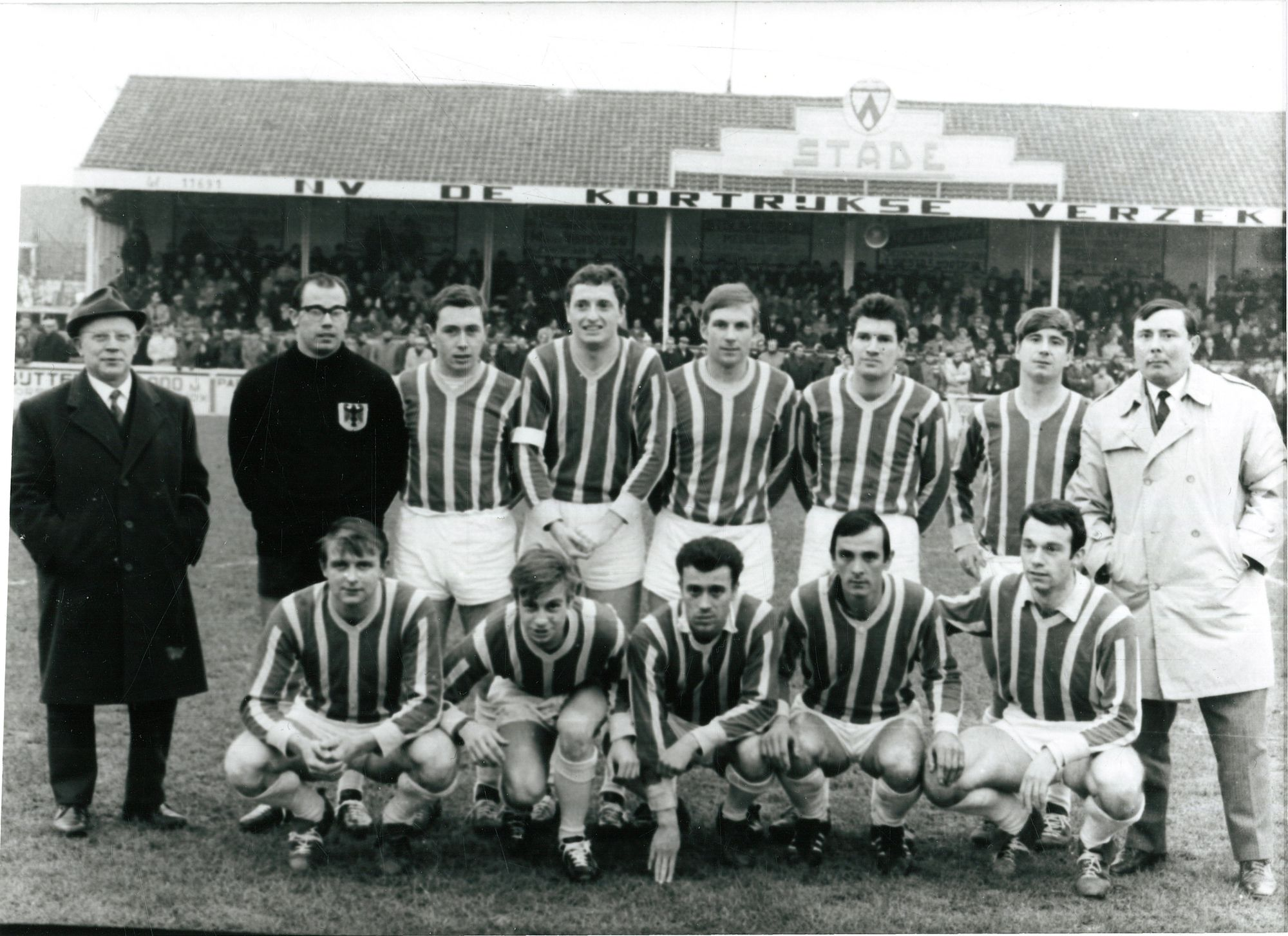 Kortrijk Sport in 1969