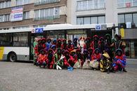 Sinterklaas in Kortrijk