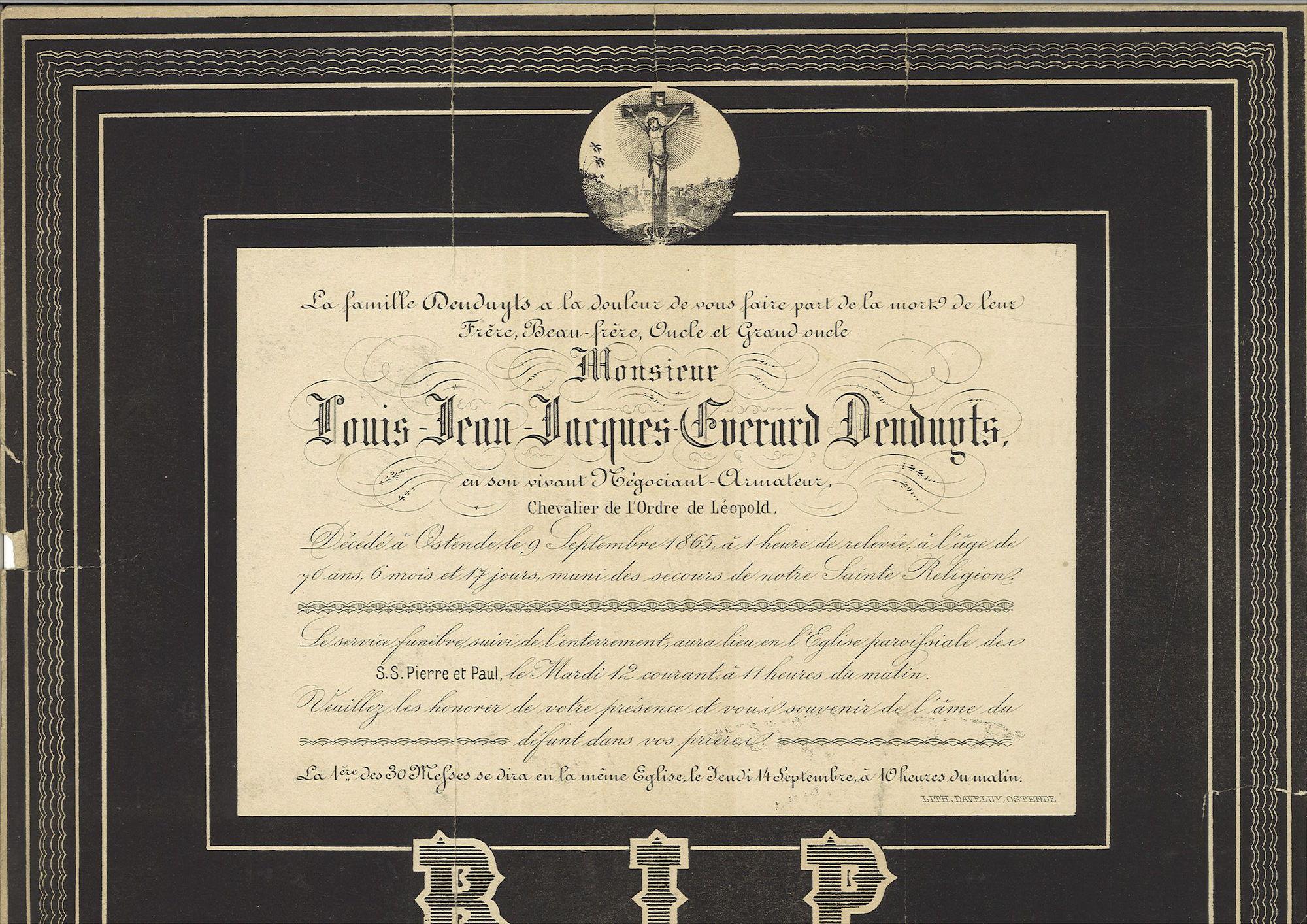 Louis-Jean-Jacques-Everard Denduyts