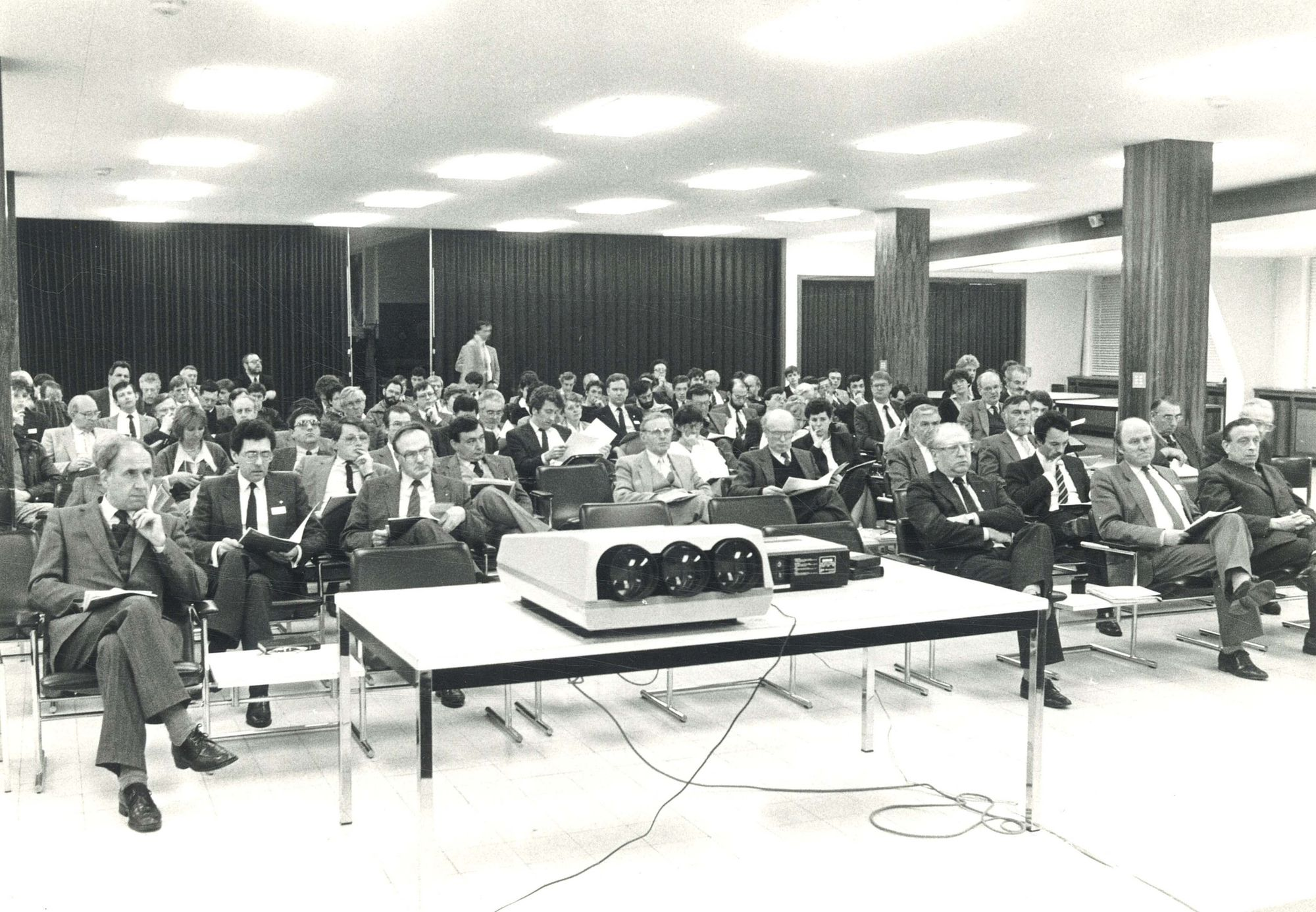 Mini-Ondernemingen Kortrijk 1986