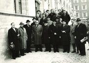 Gemeenteraad in de jaren '50