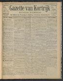 Gazette Van Kortrijk 1911-05-04