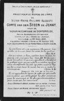van den Steen de Jehay Victor-Marie-Philippe-Auguste