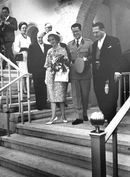 Koninklijk bezoek 1962