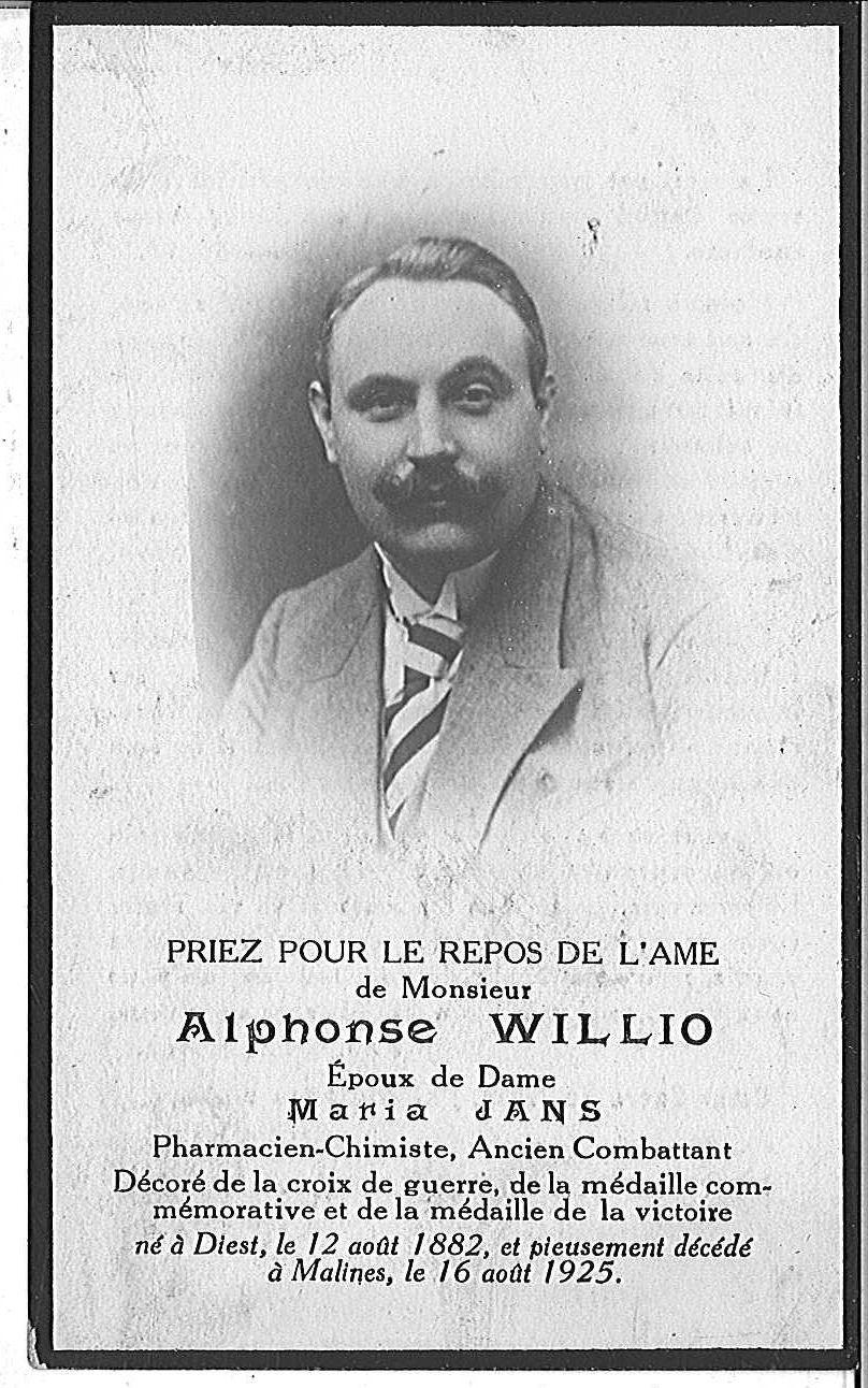Willo Alphonse