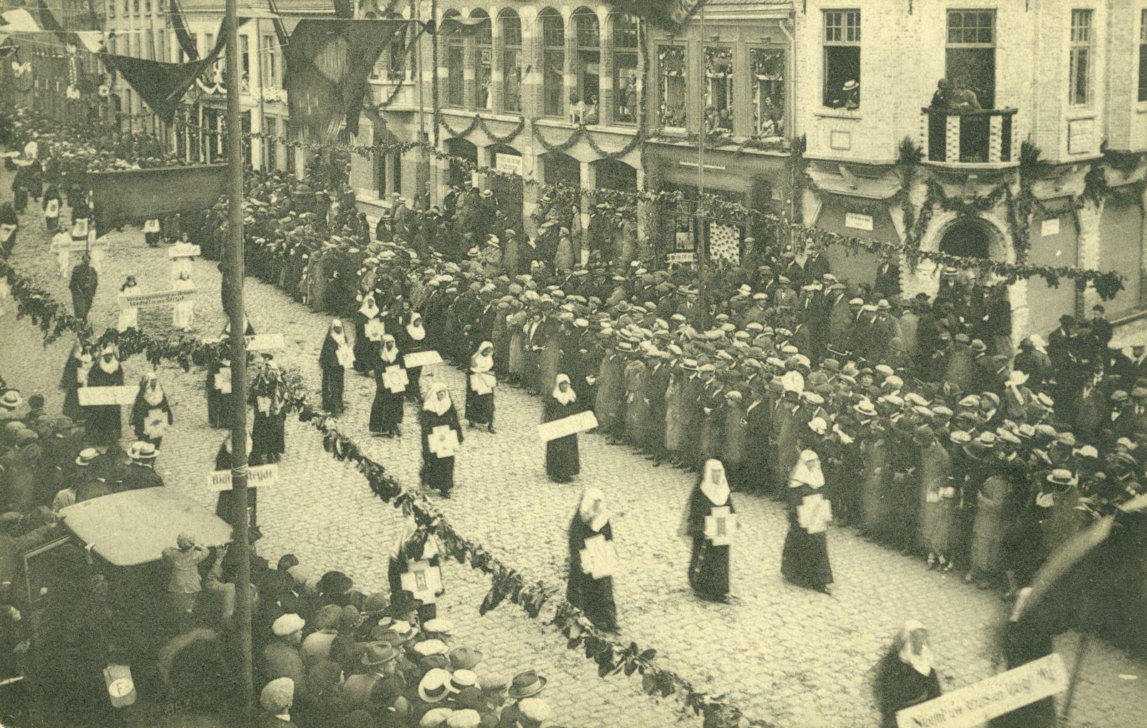 Westflandrica - de Heilig Hartfeesten in Roeselare