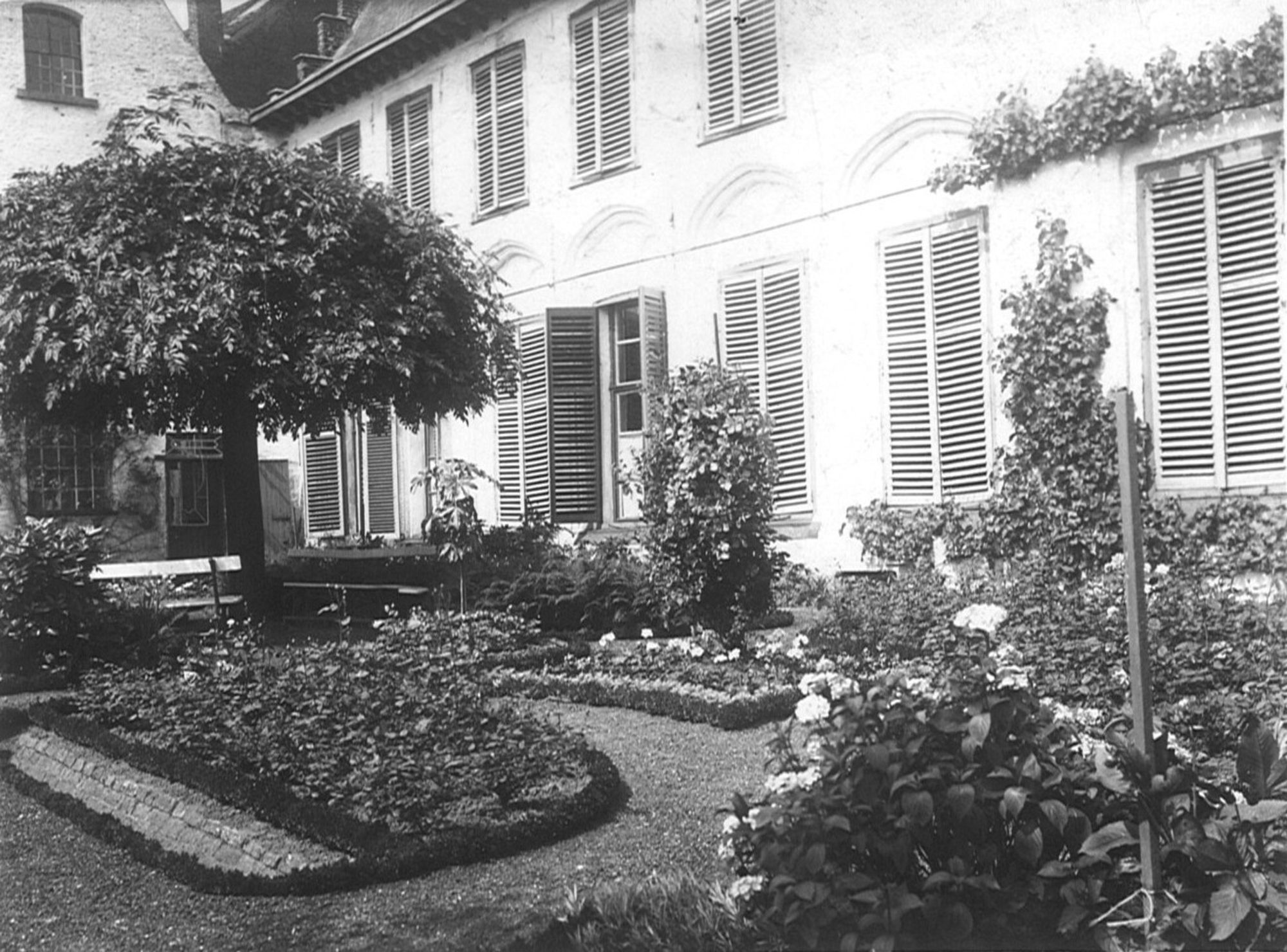 Tuin Onze-Lieve-Vrouwehospitaal
