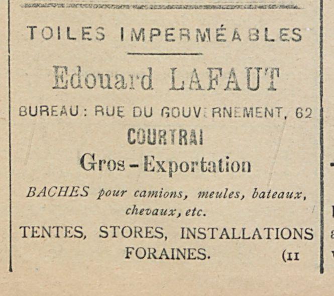 Edouard LAFAUT